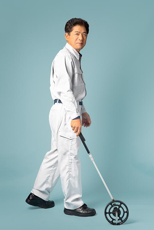 工事部 奈良 君義 Nara Kimiyoshi