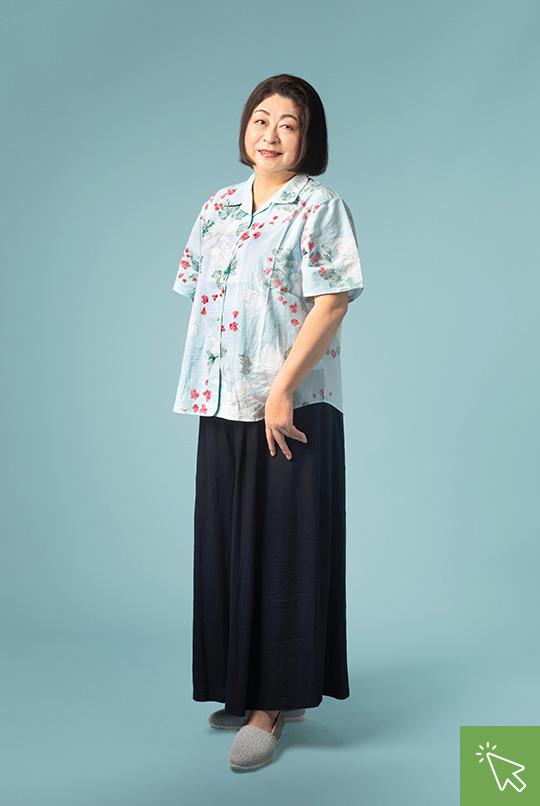 総務部 持田 輝美 Mochida Terumi